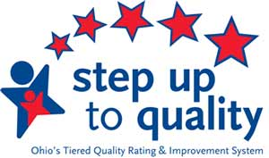 Step Up to Quality 5-star child care center | Amherst OH